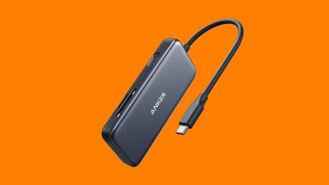 Anker 5-in-1 USB-C-концентратор