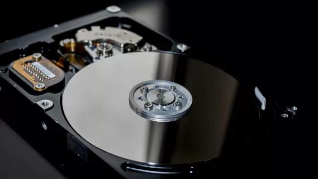 Жесткий диск и скорость вращения