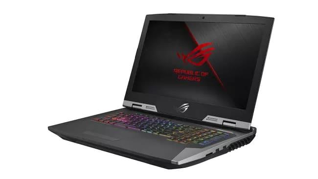 Игровой ноутбук Asus ROG G703