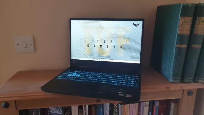 Игровой ноутбук ASUS TUF A15