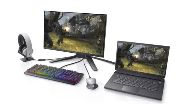 Комплект игровых систем Alienware