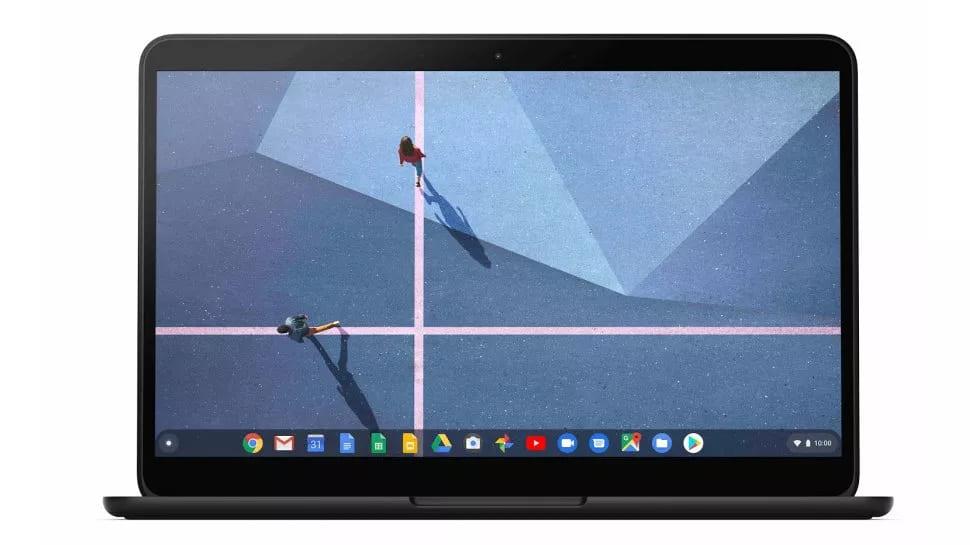 Лучший хромбук для школы - Google Pixelbook Go