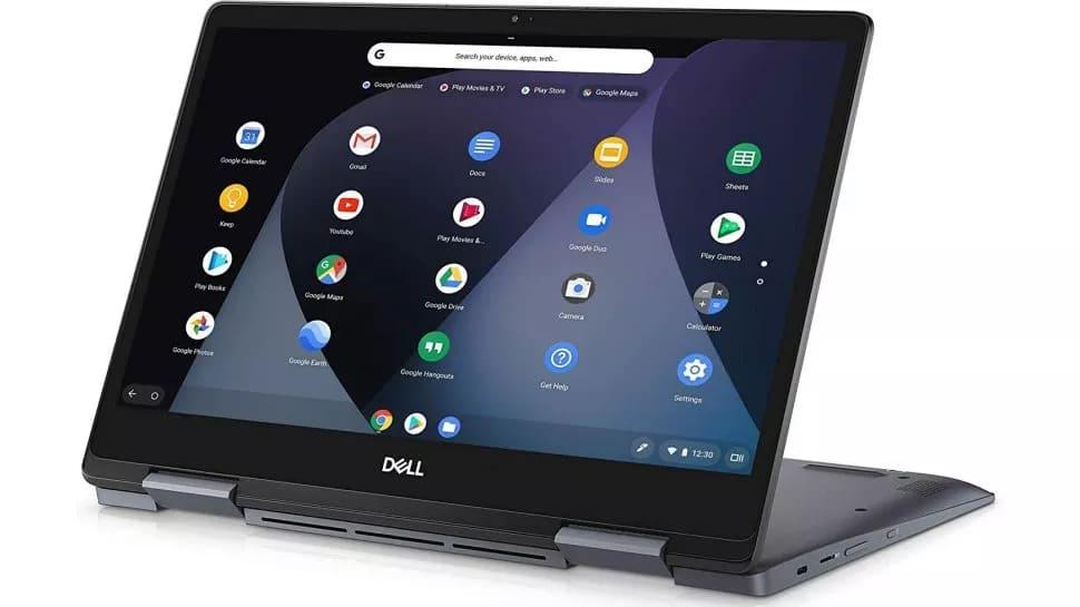 Мощный хромбук в школу - Dell Chromebook 14