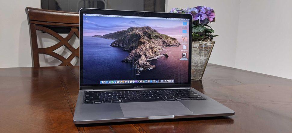 Обзор MacBook Pro 13 (2020)