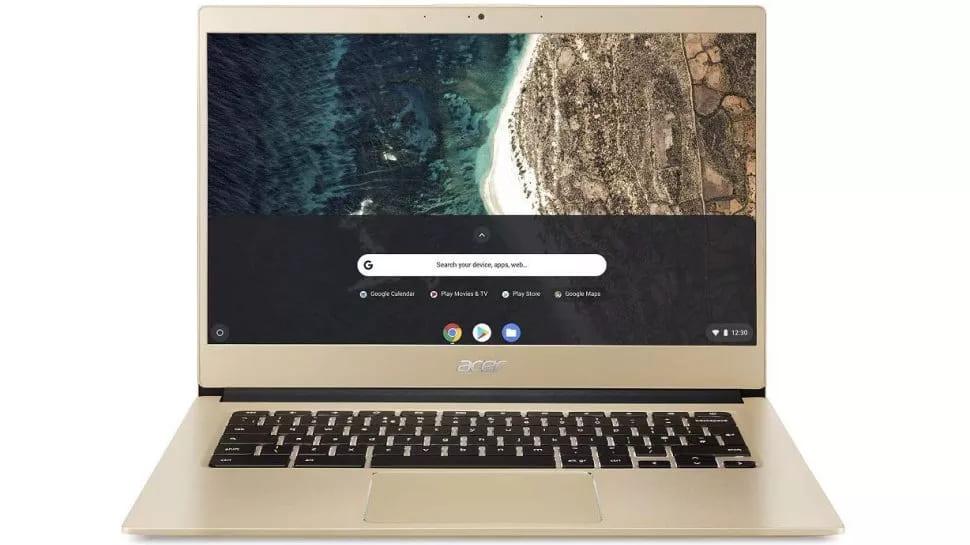 Стильный хромбук для учебы - Chromebook Acer 14