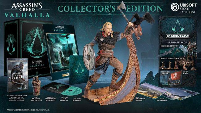 Assassin's Creed Valhalla Коллекционное Изданиеjpg