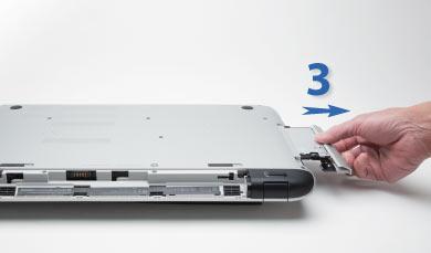 Замена DVD-привода ноутбука