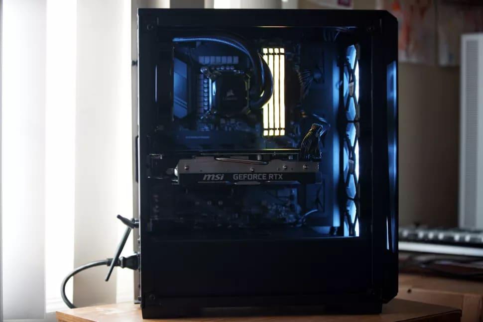 Игровой компьютер Corsair Vengeance i4200