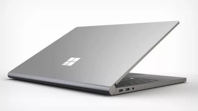 Концепция Surface Book 4