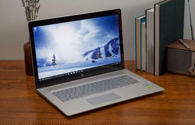 Ноутбук с дисководом - HP Envy 17