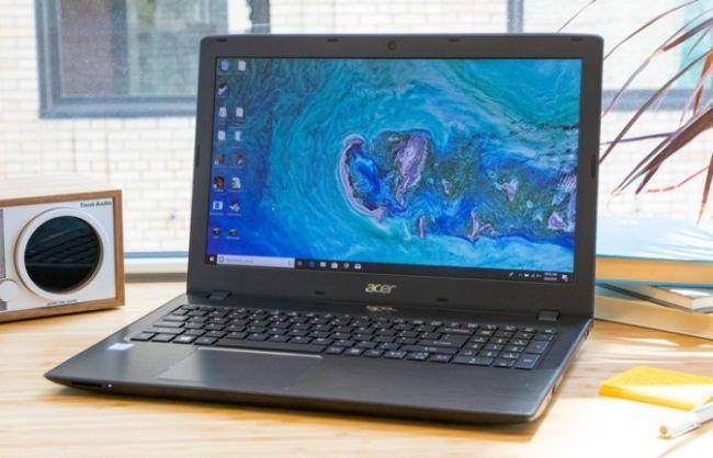 Ноутбук с оптическим приводом - Acer Aspire E 15 (E5-576-392H)