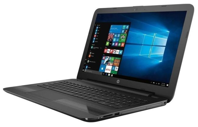 Ноутбук с CD-приводом - HP Notebook 15.6 Touchscreen