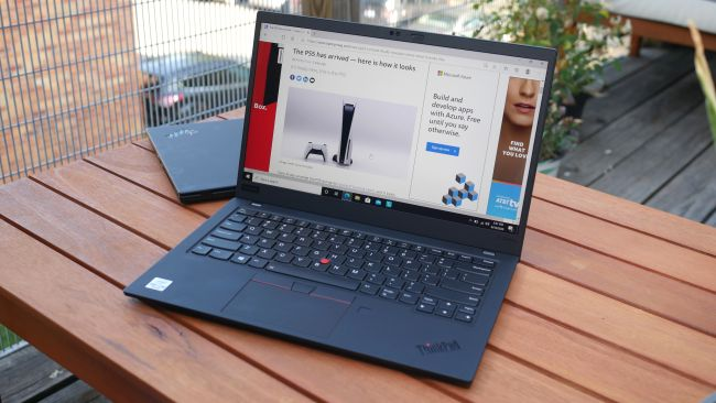 Lenovo ThinkPad X1 Carbon (8 Gen)