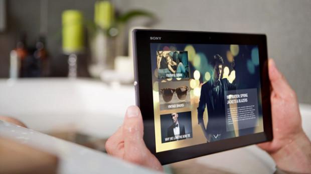 Sony Xperia Tablet Z2. Обзор