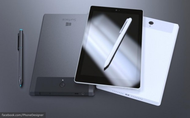 Surface Mini. Концепция Джонаса Дэнерта