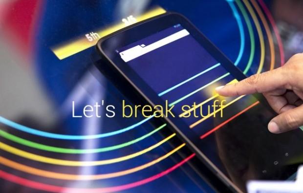 Планшет Nexus 8 на Google IO 2014