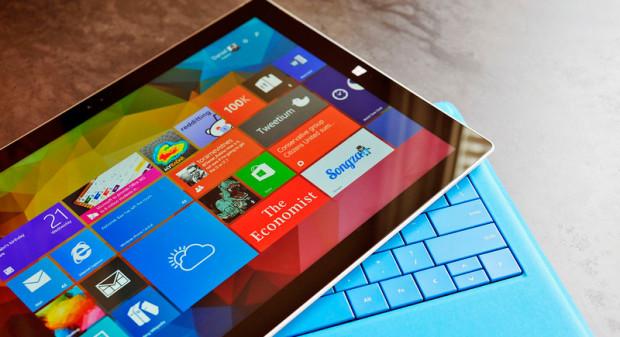Планшет Surface Pro 3