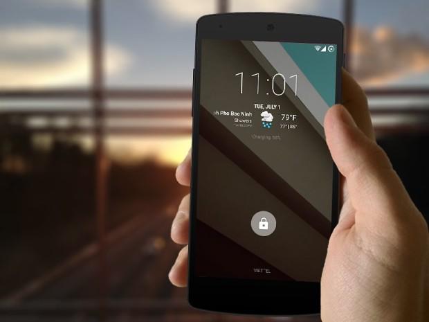 Новый Android L