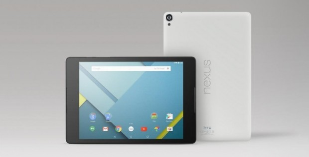 Сравнение Nexus 7, Nexus 9, Nexus 10