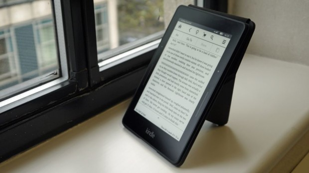Amazon Kindle Voyage отзыв