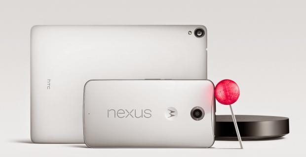 Nexus 9 и Nexus 6
