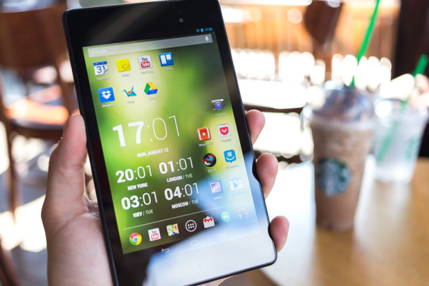 Android 5 для Nexus 7