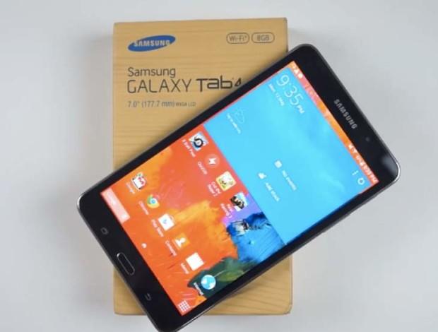 Samsung Galaxy Tab 4 7.0 обзор