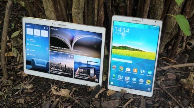 Планшеты Samsung Galaxy Tab S