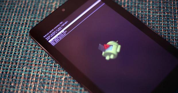 Как сбросить планшет на Android к заводским настройкам