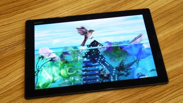 Новый Xperia Z4 Tablet