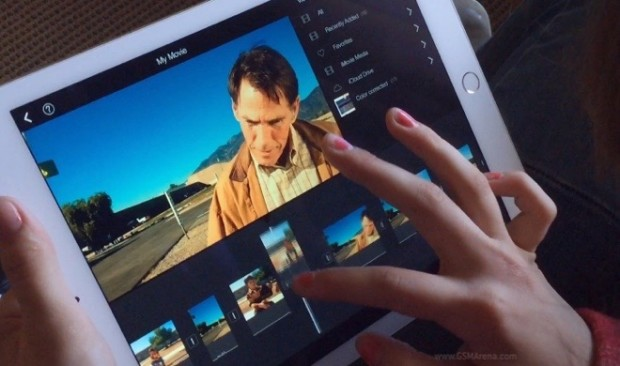 Реклама Apple iPad Air 2