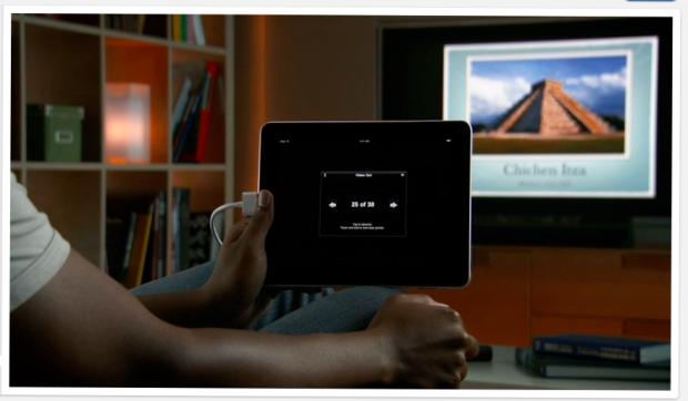 Использование iPad как второй монитор