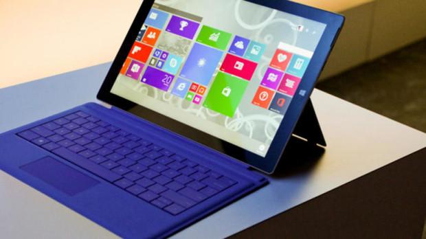 Обзор Microsoft Surface 3