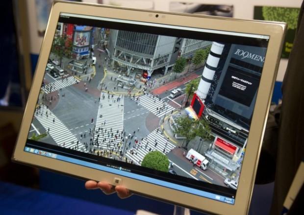 4К планшет Panasonic ToughPad