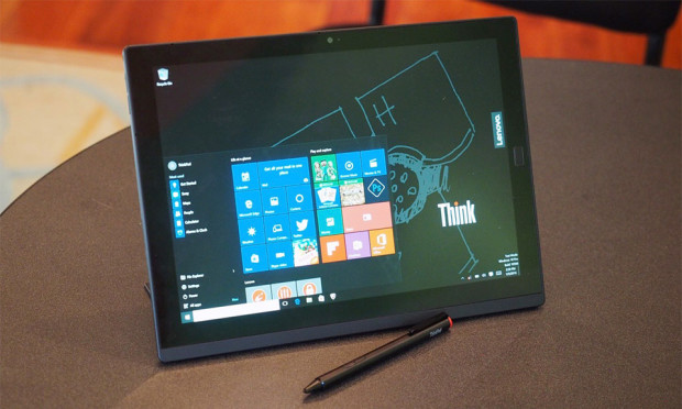 Обзор Lenovo Think Pad X1 Tablet