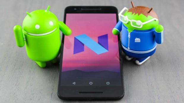 Обновление Android 7.0 N