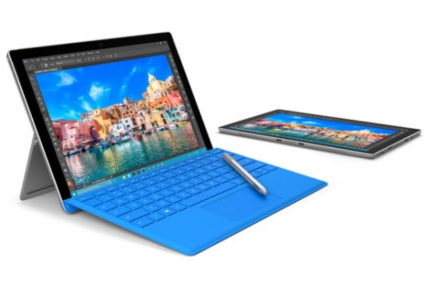 Microsoft Surface Pro 4. Рынок планшетов