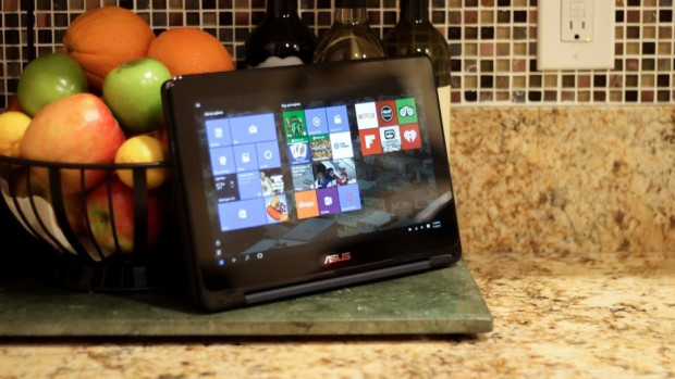 Обзор планшета ASUS Transformer Book Flip TP200SA