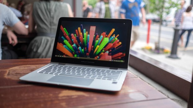 Обзор планшета-ноутбука HP Spectre x360