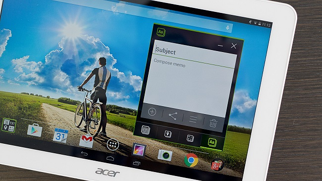 Обзор Acer Iconia Tab 10 A3-A20