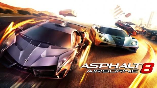Обзор Asphalt 8: Airborne