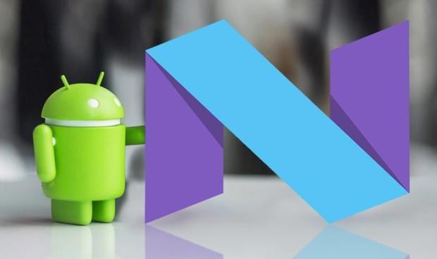 Обновление Android 7.1 Nougat
