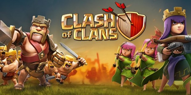 Обзор Clash of Clans