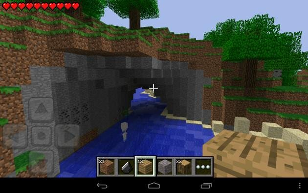 Minecraft: Pocket Edition (Android) hack apk free download