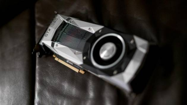 Видеокарта Nvidia GeForce GTX 1080