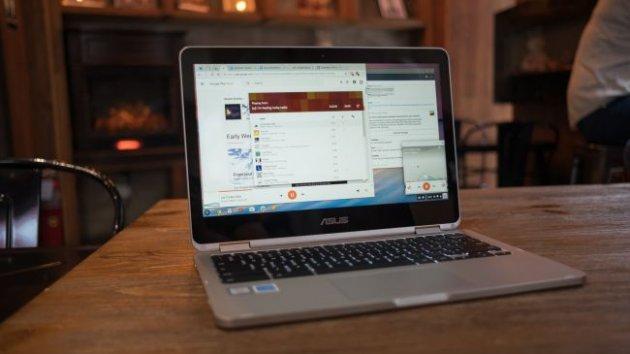 Обзор ASUS Chromebook Flip C302 - Премиальный хромбук ASUS