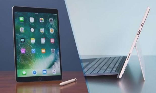 Сравнение Surface Pro и iPad Pro 10.5