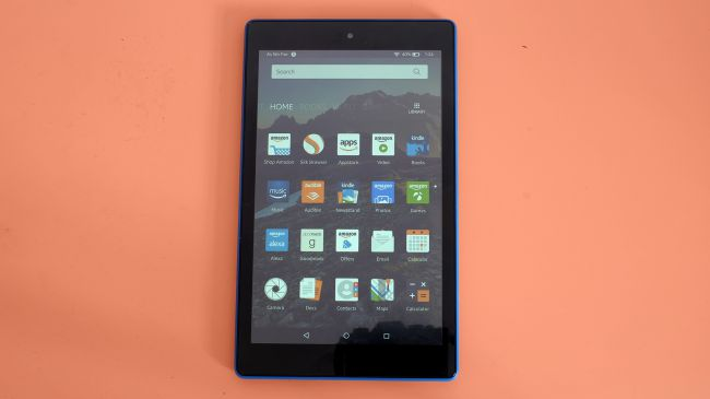 Планшет Amazon Fire HD 8 (2017)