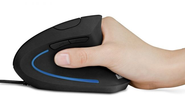 Лучшие мыши - Anker Vertical Ergonomic Optical Mouse