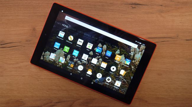 Планшет Amazon Fire HD 10 (2017)